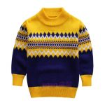 Knitted Font B Sweater B Font For Boys 2015 Autumn Winter Boy Font B Sweater B