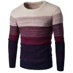 Sweater Men 2017 Brand Thickening Pullover Sweater Male O Neck Splicing Slim Fit Knitting Mens Sweaters.jpg 640x640