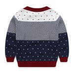 Baby Boys Sweater Children Cothes 2015 New Bobo Choses Sweater Casual Kids Winter Sweater For Boy